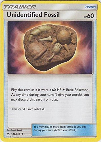 Unidentified Fossil - 134/156 - Uncommon - Sun & Moon: Ultra (Fossil Pokemon Card)