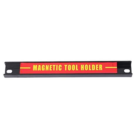 """12/"""" 18/"""" 8/"""" Magnetic Tool Holder Bar Organizer Storage Rack Wrench Pliers"""