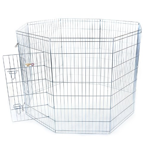 48 inch Exercise Pen By Majestic Pet Products Extra Large For Sale