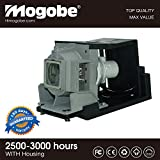 Mogobe For TLPLW15 Compatible Projector Lamp with Housing TOSHIBA TDP-ST20 TDP-EX20 TDP-EW25 TDP-EX20U TDP-EW25U TDP-EX21 TDP-SB20 by