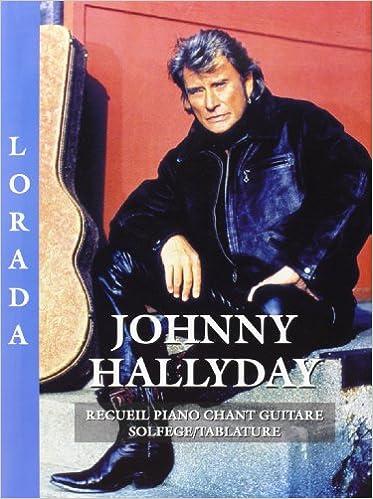 Amazon Fr Johnny Hallyday Lorada Hit Livres