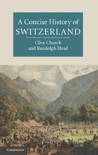 Amazon a concise history of switzerland cambridge concise a concise history of switzerland cambridge concise histories by church clive h fandeluxe Choice Image