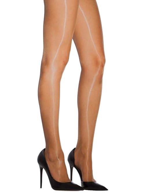 72b6ed34934 Cecilia de Rafael Eterno 15 tights-Natural-Large 4  Amazon.ca  Clothing    Accessories