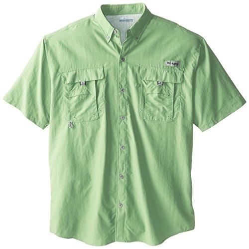 Columbia Men's PFG Bahama II Short Sleeve Shirt, Key West, Size 4 x /Tall