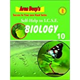 Arun Deep's Self-Help To I.C.S.E For Chemistry, Biology And Physics (Set Of 3)