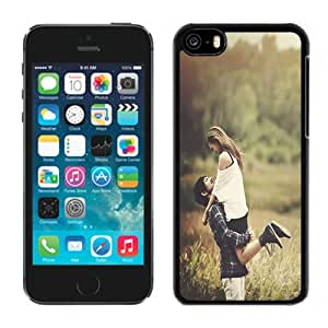 New Fashionable Designed For iPhone 5C Phone Case With Happy Couple Phone Case Cover