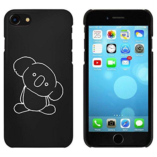 Schwarz 'Netter Koala' Hülle für iPhone 7 (MC00081507)