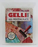 GEL PRINTING PLATE by Gelli Arts  print amazing pictures to show off to your friends, 8x10 inches square