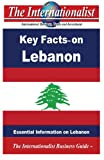 Key Facts on Lebanon, Patrick Nee, 1492122963