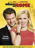 When In Rome - DVD