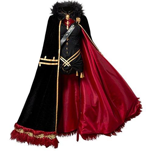 UU-Style Fate Grand Order Ereshkigal Cosplay Costume Irkalla FGO Lancer Cloak Full Set Halloween Cosplay Suit (Female:XXX-Large) ()