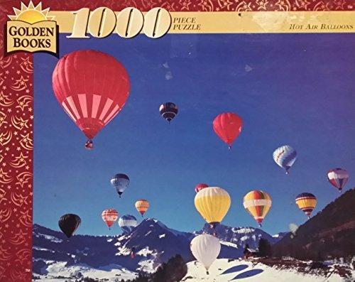 Entrega rápida y envío gratis en todos los pedidos. Hot Air Balloons 1000 Piece Jigsaw Puzzle Puzzle Puzzle by oroen Books by oroen Books  ventas al por mayor