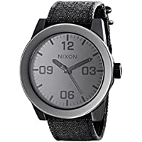 Nixon Men's A2431062 Corporal Watch