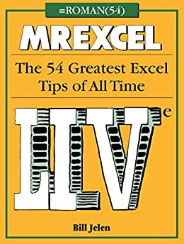 MrExcel LIVe Greatest Excel Tips ebook product image