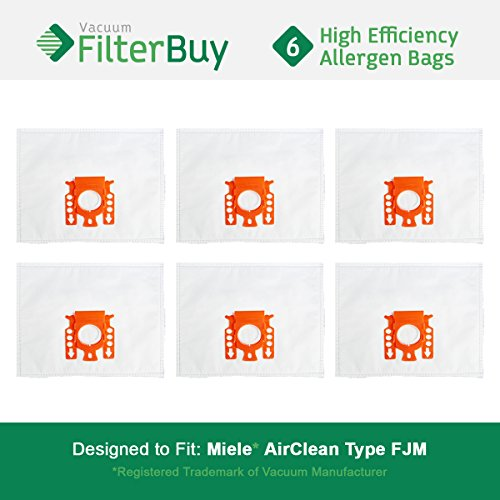 FilterBuy Replacement 7291640 Designed Canister