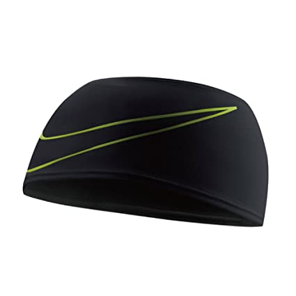 d1bf157abd71fd Nike Dri-fit Swoosh Running Headband Stirnband: Amazon.de: Sport & Freizeit