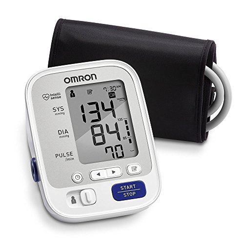 OMRON BP742N 5 Series Upper Arm Blood Pressure Monitor (Omron 7 Series Blood Pressure Monitor Reviews)