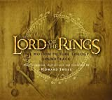 The Lord of the Rings: Motion Picture Trilogy Soundtrack (3CD & 18 Trading Cards) by N/A