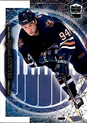 (1999-00 Pacific Dynagon Ice #85 Ryan Smyth EDMONTON OILERS)