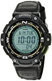 Casio SGW-100B-3A2CF Twin Sensor Digital Display Quartz reloj de cuarzo negro