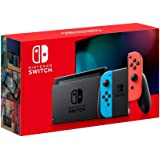 Nintendo Switch [Neon Blue/Red]