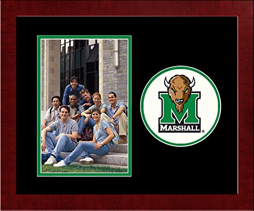 - Marshall University Spirit Photo Frame (Vertical)