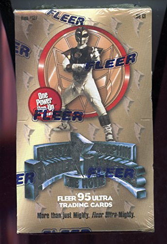 Fleer '95 Ultra Mighty Morphin Power Rangers: The Movie Trading Cards ()