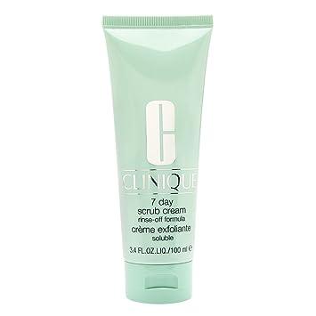 clinique scrub cream