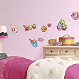 RoomMates RMK3154SCS Shopkins Peel and Stick Wall Decals Picture