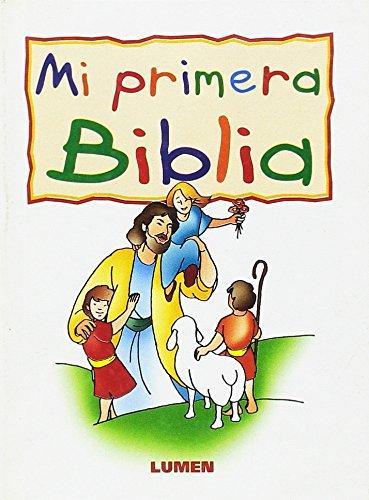 Mi Primera Biblia Cartone - SCHINDLER