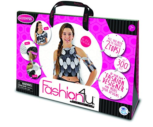 Fashion4u Fas34252 Kit D'artisanat Chatoyant