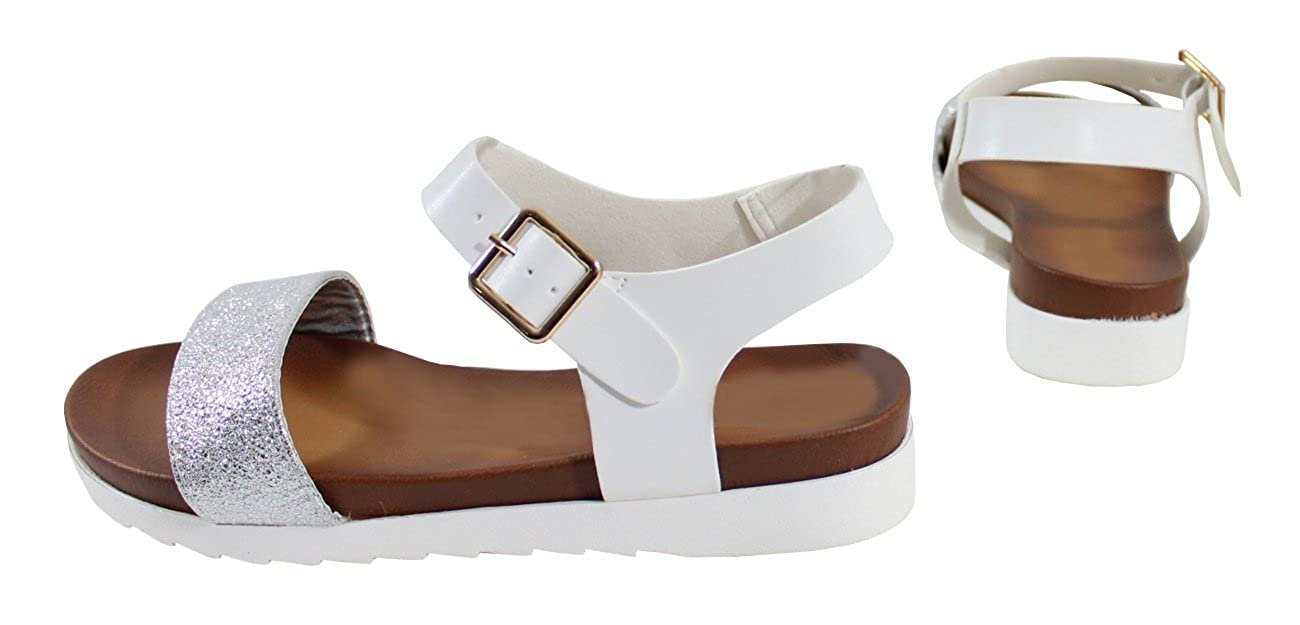 By Shoes Donna Sandali Donna Shoes  Silver 45ac1f
