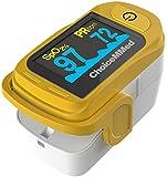 Choicemmed MD300C2D Fingertip Pulse Oximeter (Khaki)