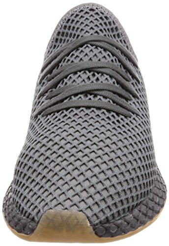 Deerupt Grey Sneakers Adidas Mens Runner awZd6qC6x