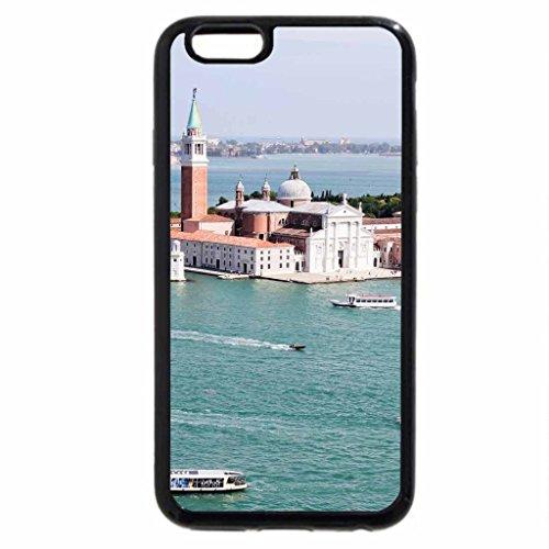 iPhone 6S / iPhone 6 Case (Black) San Giorgio Maggiore, Venice, Italy