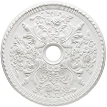 Westinghouse Lighting 7775400 Cape May Polyurethane Ceiling Medallion, 28-Inch Diameter