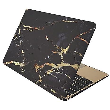 MAC bolsas y cubiertas, modelos de mármol Ordenador Portátil de Apple Funda protectora PC decalcomanie de agua para Macbook Air 13.3 Pulgadas: Amazon.es: ...
