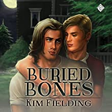 Buried Bones Audiobook by Kim Fielding Narrated by John Solo