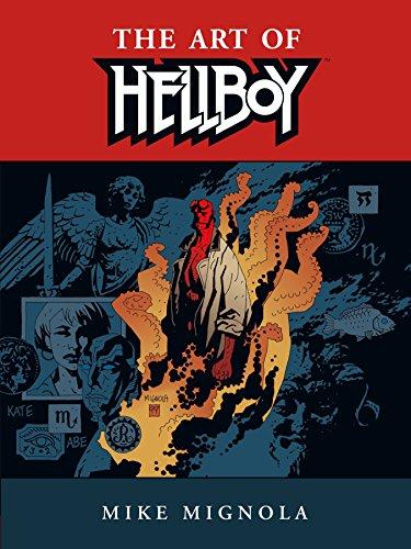 Hellboy: The Art of Hellboy -