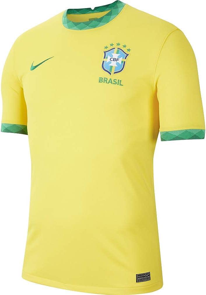 Nike Men's Soccer Brazil Home Jersey