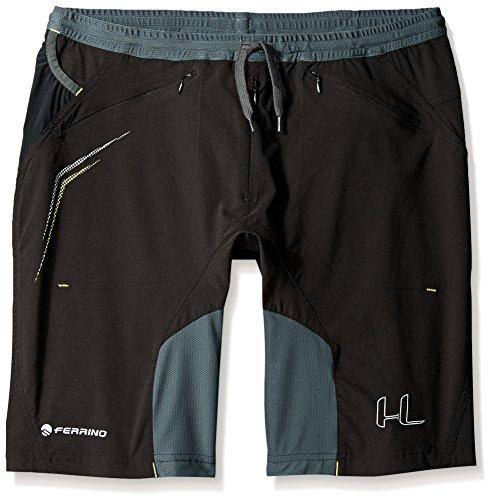 Ferrino Highlab Shorts, Large, Black by Ferrino