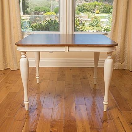 Prime Amazon Com Clearwater Multi Colored Wood Dining Table Creativecarmelina Interior Chair Design Creativecarmelinacom
