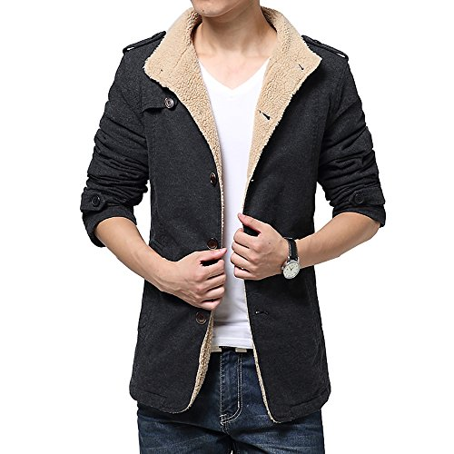 Fleece Windproof Jacket - 6