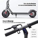 FQCD-Monopattino-High-End-Scooter-City-Roller-Pieghevole-richiudibile-con-Altezza-Regolabile-Monopattino-Kickscooter-per-Adulti-e-Bambini-2-Livelli-di-velocit-95-15mph-e-Max-Gamma-for-20-km