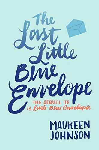 Image result for the last little blue envelope