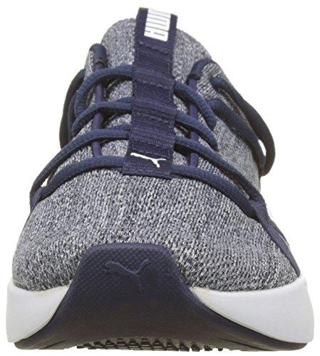Azul Knit Incite Deporte De Wn's Mujer Zapatillas peacoat Puma 02 Para 7qg8x5wO7d