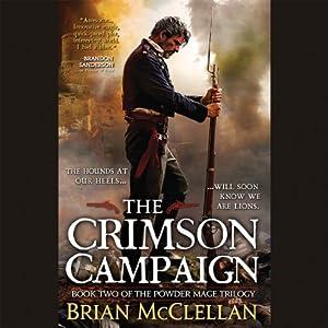The Crimson Campaign Audiobook