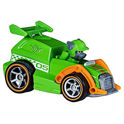 Paw Patrol Rocky Ready Race Rescue Diecast Car 1:55 Scale: Everything Else
