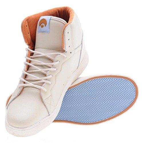 Osiris Skate Shoes Grounds GVL/ Orange/Blue