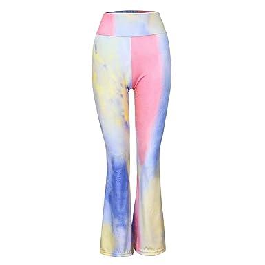 Osyard De Chic Taille Coloré Haute Femme Casual Pantalon aawPg1